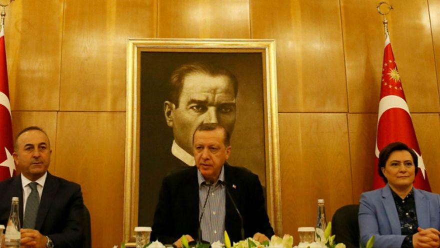 Cumhurbaşkanı Erdoğan'dan AYM'nin kararına tepki