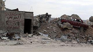 In Syrien bröckelt die Waffenruhe