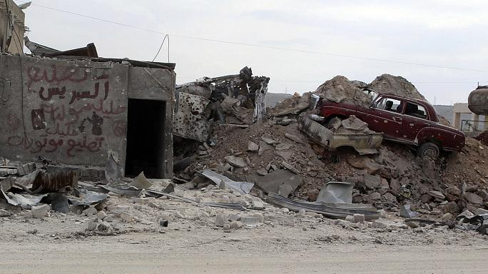 Fragile ceasefire is holding in Syria