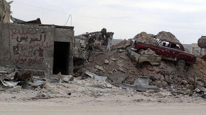 Már többször is megsértették a szíriai tűzszünetet
