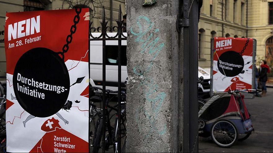 Trendwende: Schweiz sagt NEIN zu SVP-Initiative