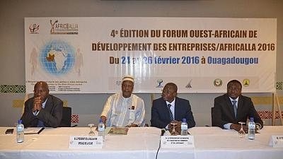Burkina Faso targets 4000 business partnerships