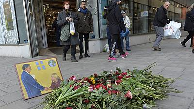 Vor 30 Jahren: Olof Palme in Stockholm ermordet