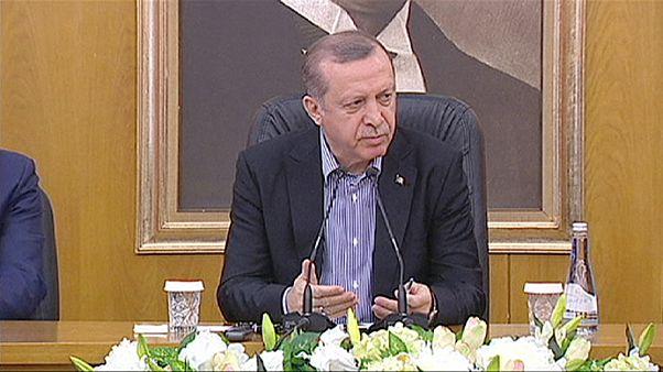 Президент Турции не согласен с решением Конституционного суда