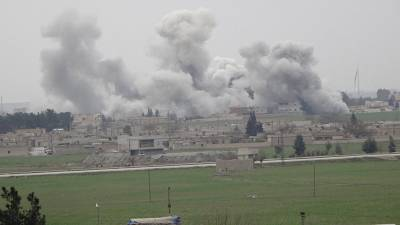 Day 2 of fragile ceasefire in Syria