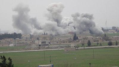 Syrie : le pouvoir et l'opposition s'accusent de violation de l'accord de cessez-le-feu