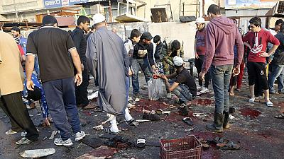 ISIL attacks market; kill scores of Iraqis