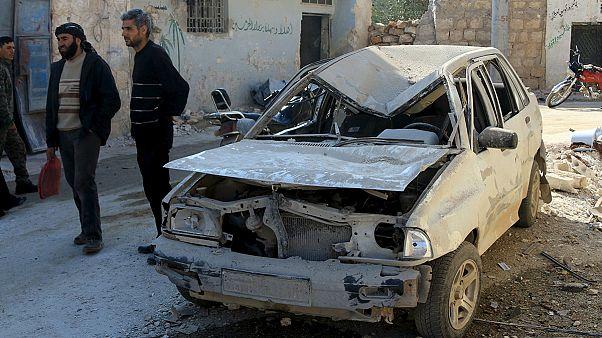 آتش بس شکننده در سوریه، حلب و حما بمباران شدند