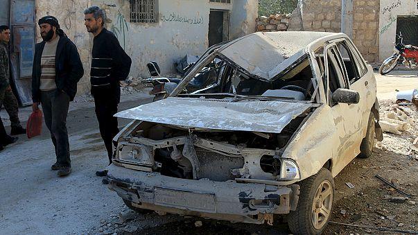 Suriye'de ateşkes ihlalleri