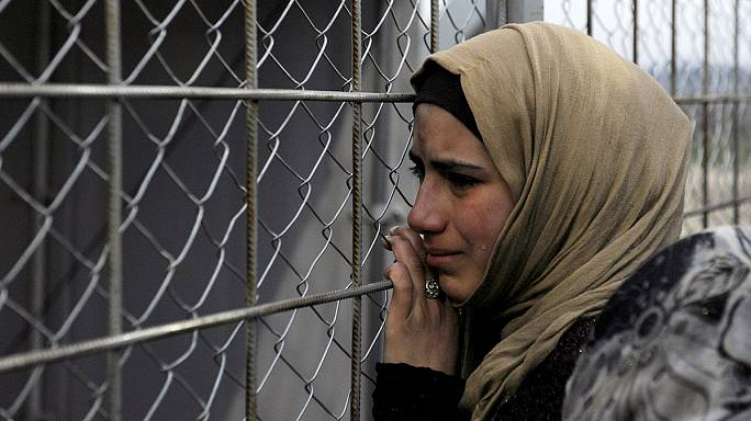 Quelque 70 000 demandeurs d'asile risquent de se retrouver bloqués en Grèce