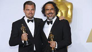 """Oscar senza sorprese: vincono """"Spotlight"""", """"Mad Max: Fury Road"""", Di Caprio, Morricone."""