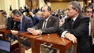 Egypt: MP attacks colleague with shoe for meeting Israeli envoy