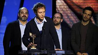 Hungarian holocaust movie wins Oscar for Best Foreign Language Film