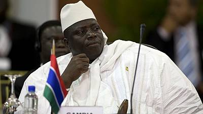Gambia's Jammeh to run for fifth term in office