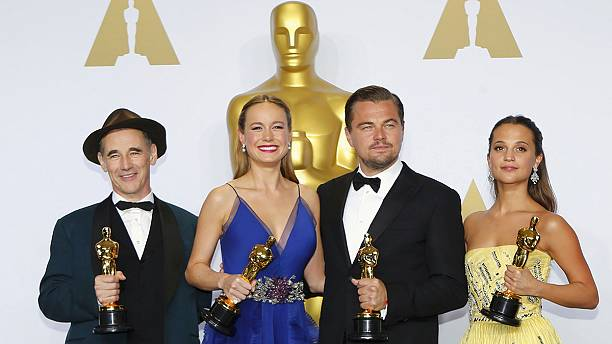 DiCaprio finally gets his Oscar, Spotlight takes the award for Best Picture, and Mad Max cleans up on the technical front