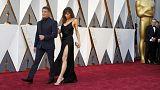 Oscar'da kırmızı halı şovu