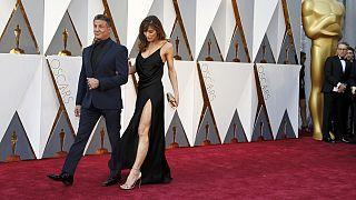 Poses photos pour les Oscars