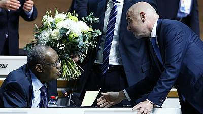 CAF ready to work with Infantino