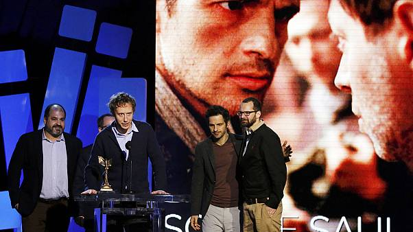 Hungarians celebrate as holocaust drama Son of Saul wins Best Picture oscar