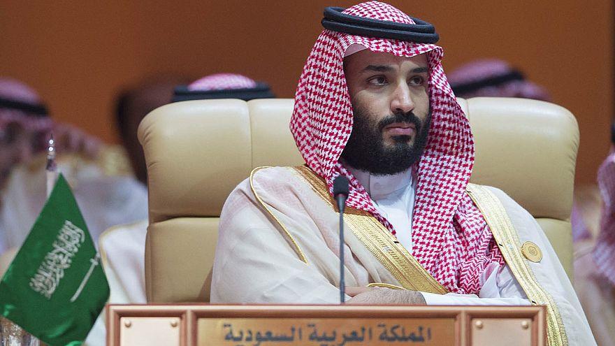Image: Crown Prince of Saudi Arabia Mohammed bin Salman Al-Saud