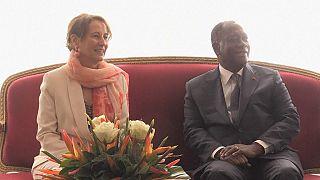 COP 21 : Ségolène Royal sollicite l'appui de Ouattara