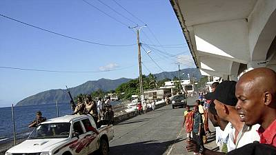 Comores : journée ville morte moyennement suivie