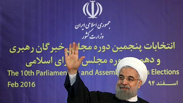 اصلاح طلبان هوادار دولت تمام کرسی های تهران را به دست آوردند