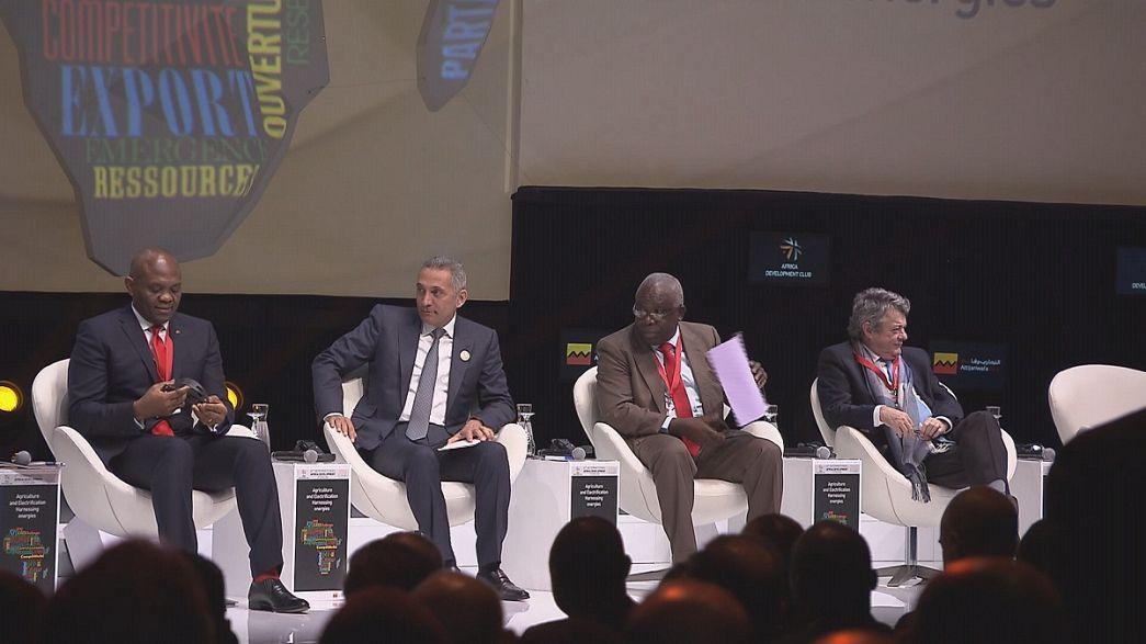 Os motores do futuro económico de África