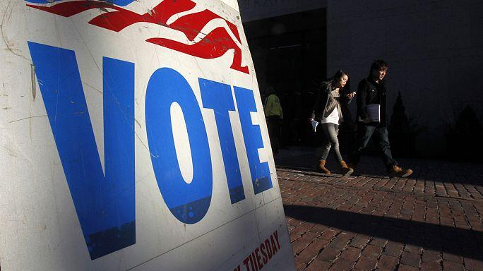 """Выборы в США: навстречу """"супервторнику"""""""