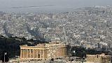 Grecia creció en el cuarto trimestre un 0,1%, tras revisarse al alza la primera estimación