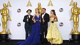 2016 Oscar Ödülleri'nde kim, ne ödülü kazandı?