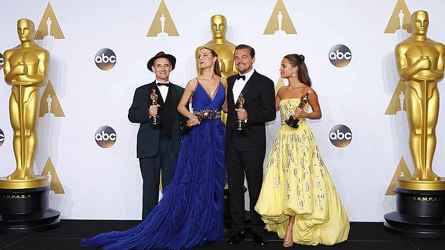 """Оскар"" нашел Ди Каприо"
