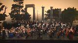 Klasszikus zenei fesztivál a bombák árnyékában
