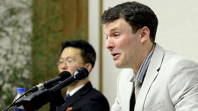 What we do we know about North Korea's US prisoner Otto Warmbier?