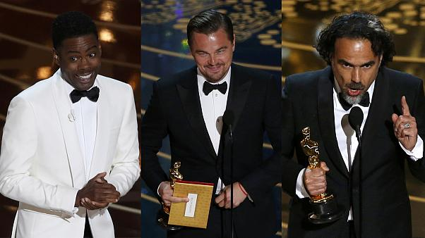 Three clips with three messages the Oscars wanted to deliver