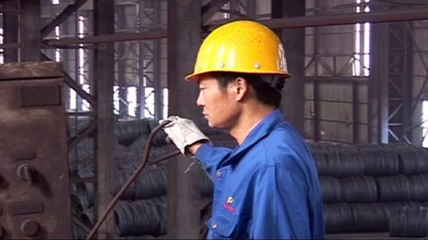 China to lay off 1.8 million coal and steel workers to cut overcapacity