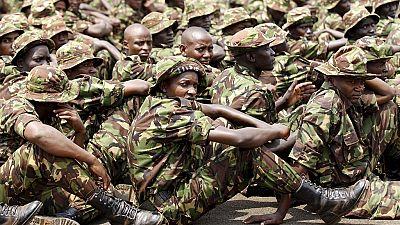 Le renforcement de l'AMISOM en vue