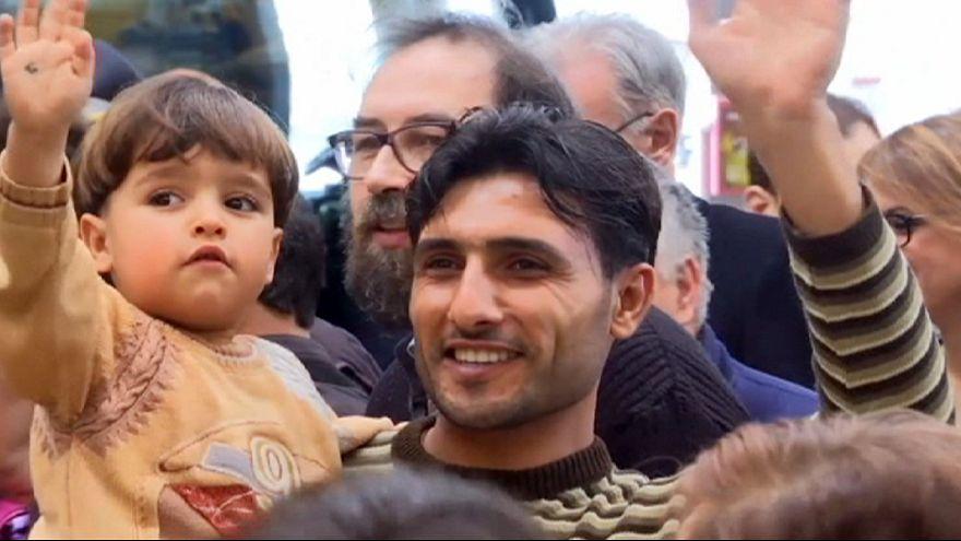 В Италии принимают «легальных» мигрантов
