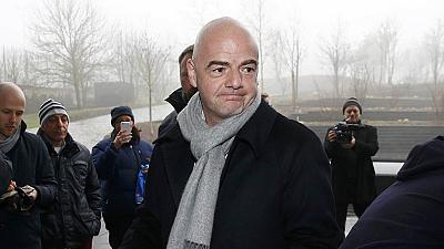 2026 World Cup bidding process to open soon - Infantino