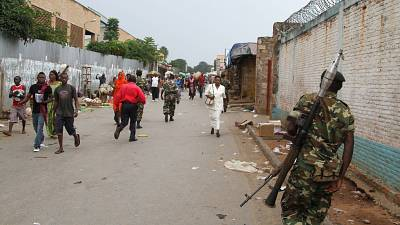 UN experts to investigate violations of human rights in Burundi