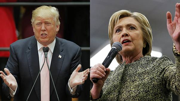 Le Super Tuesday, antichambre d'un combat Trump-Clinton?
