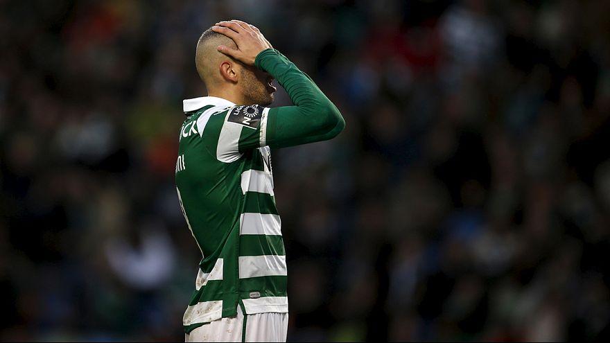 Liga Portuguesa, J24: Sporting deixa Guimarães de mãos a abanar e tem Benfica a morder os calcanhares