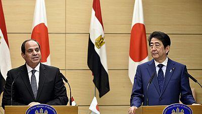 Le Japon et l'Egypte s'engagent dans un important partenariat économique