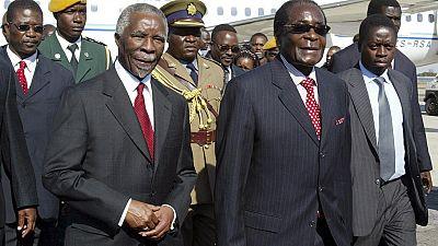 Mbeki scolds US foreign policies, explains how to remove Mugabe