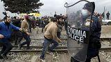 Grecia: si aggrava l'emergenza umanitaria per i profughi bloccati alla frontiera
