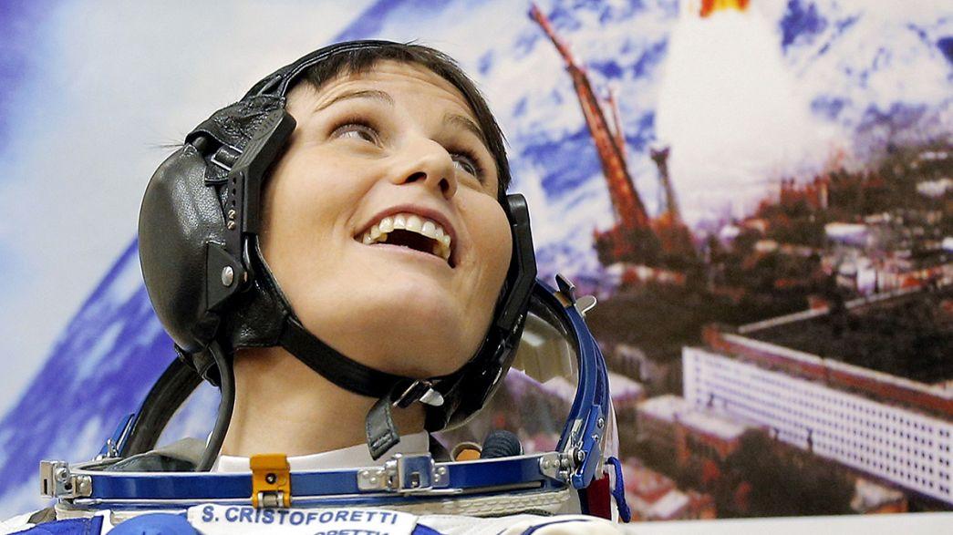Al cinema l'avventura spaziale dell'astronauta Samantha Cristoforetti