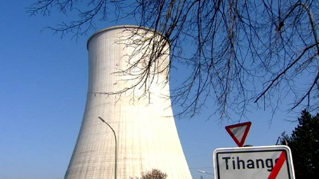German officials fret over Belgian nuclear plant