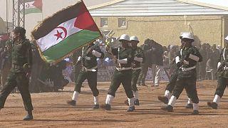 Le Sahara célèbre les 40 ans de sa déclaration d'indépendance