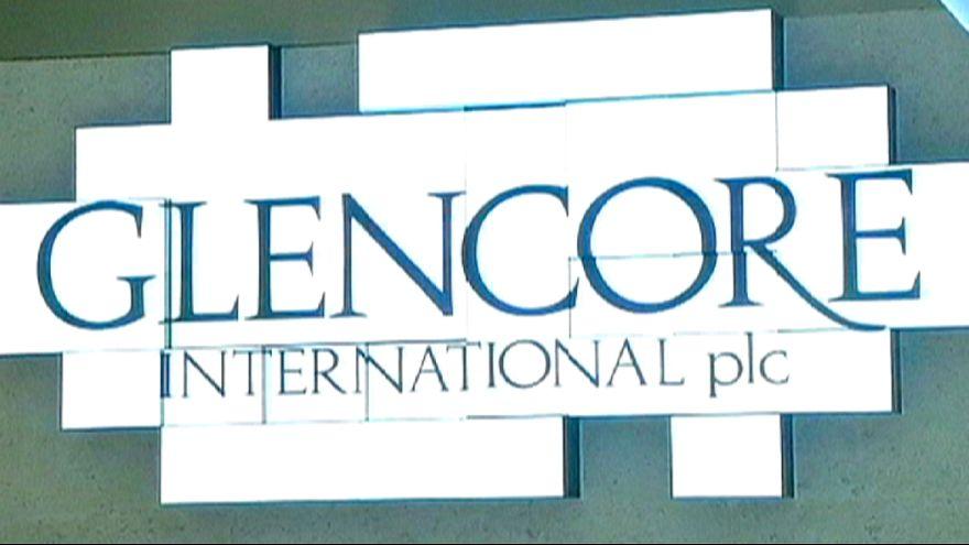 Glencore s'engage à réduire sa dette