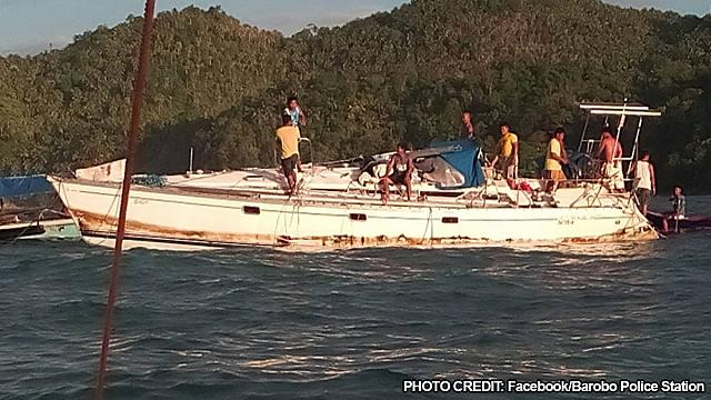 Mystery surrounds discovery of 'mummified' German sailor in Philippine seas
